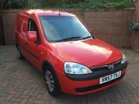 Vauxhall Combo 1.3CDTi 16v 1700 sld 2007 57 Reg
