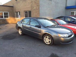 2004 Saturn ION 2.2 Litres