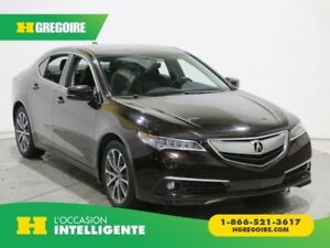 2015 Acura TLX V6 ELITE AWD CUIR TOIT NAV BLUETOOTH CAMERA RECUL