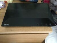 Sony blu ray player