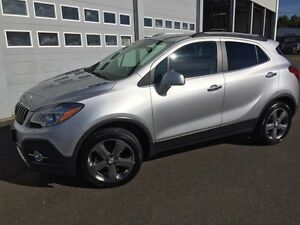 2013 Buick Encore 4x4 $64Wk. Hatchback, loaded with features!!!