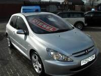 Peugeot 307 2.0HDi 110 ( dig a/c ) 2002MY D Turbo