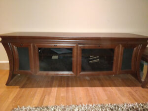 JSP Credenza, Coffee Table, and End Table (Made in Canada)