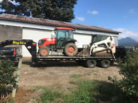 Bobcat T190 ~ Owner/ Operator for hire