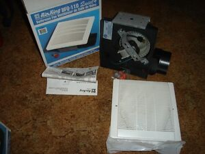 AIRKING QUIET PLUS BATHROOM FAN - NEW IN BOX !!