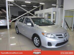Toyota Corolla CE Gr. Electric 2013