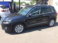 Volkswagen Tiguan 2.0TDI ( 140ps ) ( 2WD ) BlueMotion Tech ( s/s ) 2014 Match