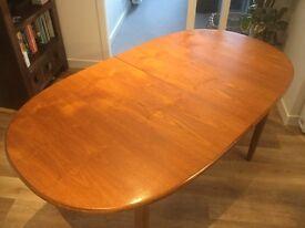 Meredew Teak extending table