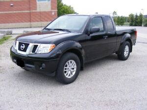 Lease take over 2016 Nissan Frontier King Cab SV 339/mth +tax