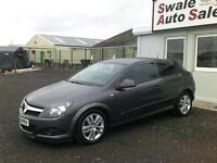 2009 VAUXHALL ASTRA SXI SPORT 1.4L ONLY 76,026 MILES, FULL SERVICE HISTORY