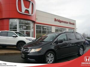 2015 HONDA ODYSSEY EX-L w/RES - SINGLE OWNER - WELL MAINTAINED