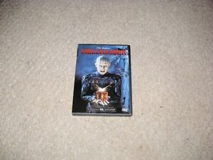 HELLRAISER DVDS SET FOR SALE!