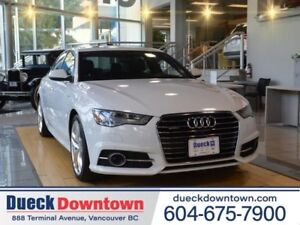 2016 Audi A6 3.0T Progressiv  - Navigation -  Sunroof