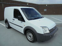 (07) 2007 Ford Transit Connect 1.8TDCi Euro IV T200 SWB