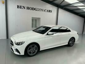 image for 2020 Mercedes-Benz E-CLASS 2.0 E 220 D AMG LINE 4d 192 BHP Saloon Diesel Automat