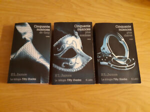 Trilogie 50 nuances de Grey