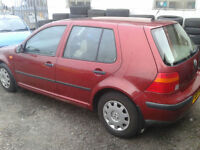 1999 Volkswagen Golf 1.6 S ( P.X CLEARANCE NOW £350 TO CLEAR )