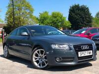 AUDI A5 3.0 TDi QUATTRO SPORT, HEATED ELECTRIC TANNED LEATHER + ONLY 1 OWNER !!!