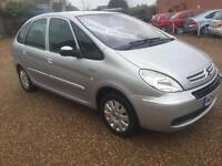 2007(56) Citroen Xsara Picasso Exclusive 1.6 HDi 92hp 5dr MPV **ANY PX WELCOME**