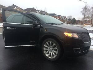 2011 Lincoln MKX Limited Edition VUS