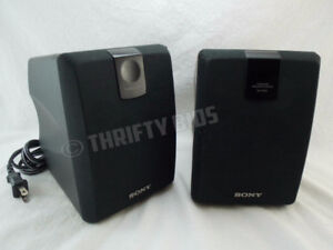 Rear Speakers Sony SA-IF55 for Home Theater