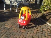 Little Tike Car £20