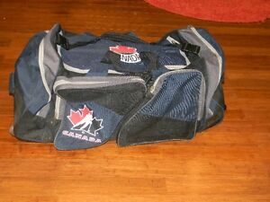 Large Hockey bag with wheels