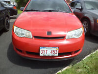 2006 Saturn ION Quad Coupe Coupe (2 door) with remote start