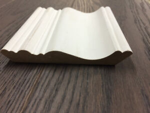 MDF crown moulding
