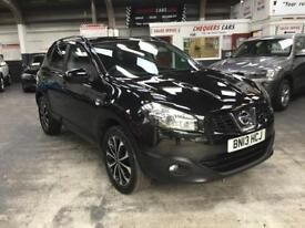 Nissan Qashqai 360 Is Hatchback 1.6 Manual Petrol