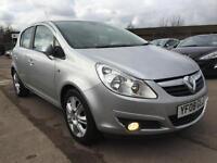 2008 Vauxhall Corsa 1.2i Design **68k MILES** FULL SERVICE HISTORY 2 KEYS