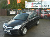 2007 VAUXHALL ASTRA LIFE 1.3CDTi IDEAL DIESEL FAMILY CAR