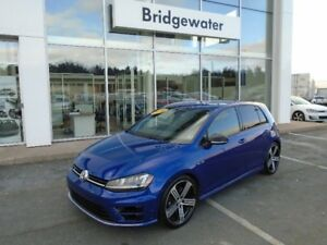 2016 Volkswagen GOLF R - FUN TO DRIVE!