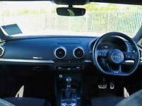 2017 Audi A3 Audi A3 Saloon 1.5 TFSI 150 S Line 4dr S Tronic Auto Saloon Petrol