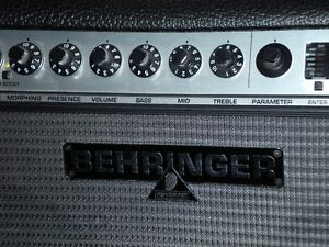 Behringer Ultratwin 2X12 Combo Amplifer - Price Reduced