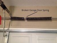 Oakville Garage door repair