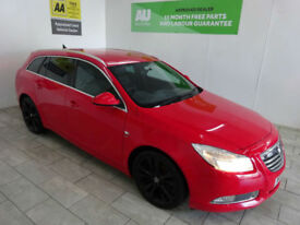 2011,Vauxhall/Insignia 2.0 160bhp SRi VX-line***BUY FOR ONLY £33 PER WEEK***