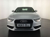 2013 63 AUDI A4 TECHNIK TDI 175 BHP 1 OWNER SERVICE HISTORY FINANCE PX WELCOME
