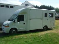 Horse Box for two small ponies or 1 larger Horse