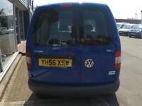 2006 Volkswagen CADDY C20 104 TDI SWB VAN *NO VAT* Manual Small Van