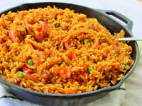 Nigerian Home Cooking