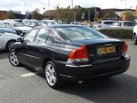 Volvo S60 2.4TD D5 Geartronic SE AUTOMATIC**185BHP**VOLVO FSH**NEW MOT**SUNROOF
