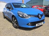 Renault Clio 0.9 TCe MediaNav Dynamique S, 20,000 miles £20 Tax
