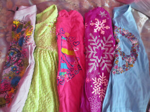 Girl size 7-8 clothing items #1 (first half)