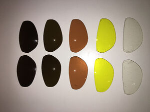 Smith Voodoo replacement lenses
