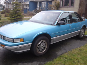 1990 Oldsmobile cuttless suppream