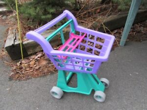 SHOPPING CART FOR TODDLERS