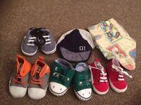 Bundle 6-9 months boy baby clothes