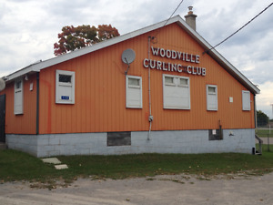 RENT THE WOODVILLE CURLING CLUB FOR THE SUMMER