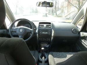 2007 Suzuki SX4 Familiale